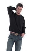 UC204 Premium V-Neck Sweatshirt