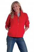UC607 Ladies Classic Full Zip Fleece Jacket