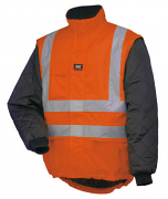 73374 Potsdam Orange Hi Vis Liner by Helly Hansen Workwear