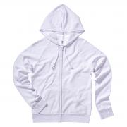 BE078 Fleece Raglan Hooded Sweatshirt