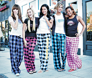BX001 Fashion Flannel Pant
