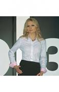 BR100 Campania Long Sleeve Women's Blouse