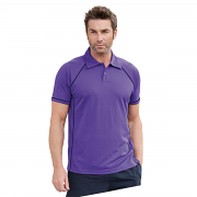 LV370 Piped Performance Polo