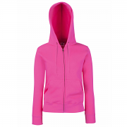 SS312 Women's-Fit Hooded Sweat Jacket