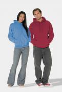 GD054 Dry Blend ® Adult Hooded Sweatshirt