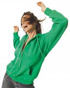 GD058 Heavy Blend™ adult full zip hooded sweatshirt