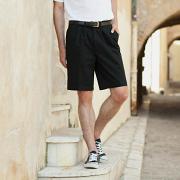 HB605 Teflon® coated chino shorts