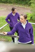 HB850 Microfleece jacket