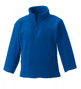 8740B Kid's 1/4 Zip Outdoor Fleece