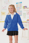 MD04B Kid's Coloursure™ cardigan