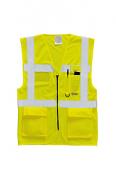 PW924 Hi Vis Executive Vest