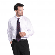 PR261 Business Shirt Double Cuff