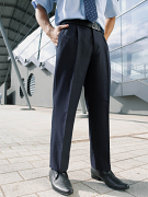 PR520 Polyester trousers (single pleat)