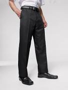 PR523 Mens Flat Front Hospitality Trouser