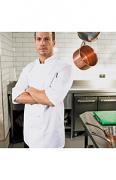 PR662 *Ambassador* Short Sleeve Chefs Jacket