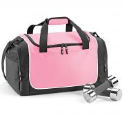 QS077 Teamwear locker bag