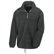 RE17A Lines Active Fleece Top