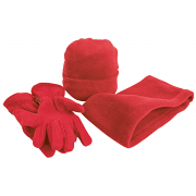 RE40A Active fleece accessory set