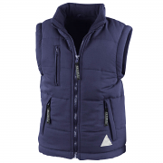 RE88J Junior ultra padded bodywarmer