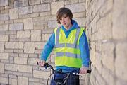 HV077 High visibility kid's vest