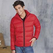 Ultra light puffa jacket