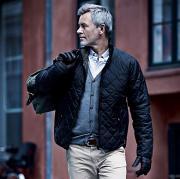 Leyland reversible jacket