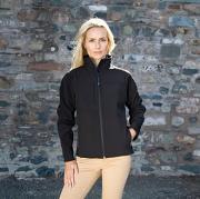 Women's Classic soft shell jacket