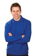 UC113 Long Sleeve Pique Polo Shirt