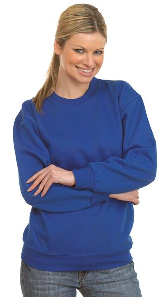 Uneek UC203 Bottle Green Classic Sweatshirt Jumper Long Sleeve