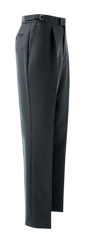 Brook Taverner Dresswear Black Trouser
