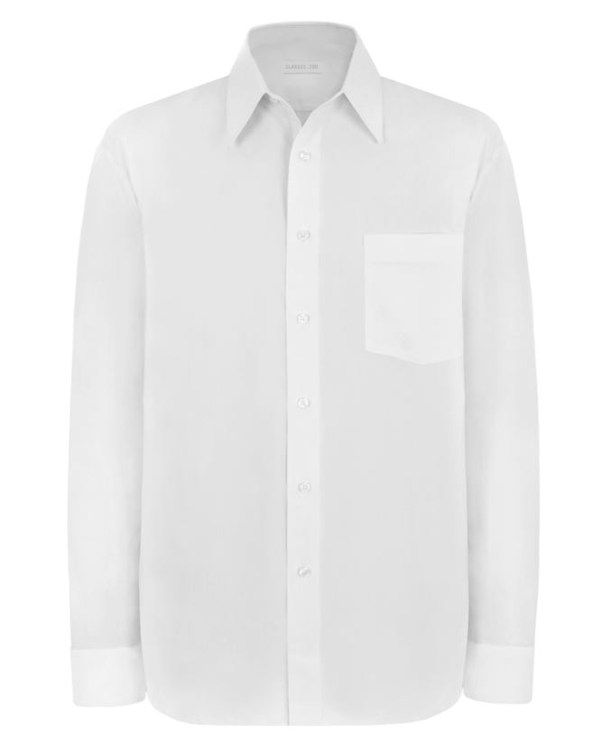 LS100W Long Sleeve Classic Shirt
