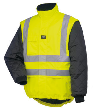 73374 Potsdam Hi Vis Lining by Helly Hansen Workwear