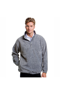 Grizzly® half zip active fleece