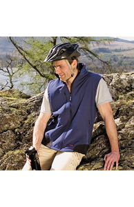 Softshell bodywarmer