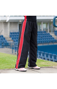 Kids piped track pant
