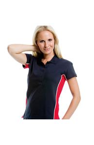 Women's Gamegear® track polo