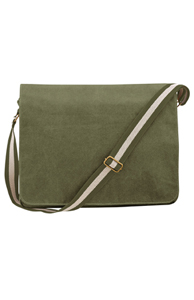 Vintage canvas despatch bag