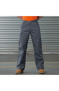 Polycotton twill workwear trousers