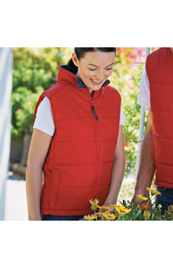 Women's Stage padded bodywarmer