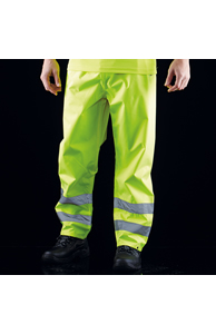 Hi-vis highway trousers (SA12005)