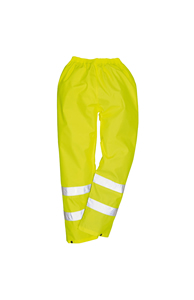 Hi-vis rain trousers (H441)