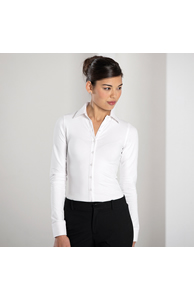 Women's long sleeve shirt stretch top