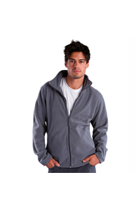 Falco zip-through microfleece jacket