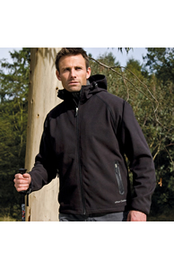 Zorax Z-tech softshell jacket