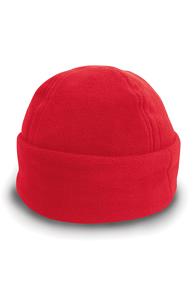 Active fleece ski bob hat