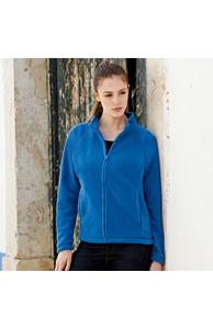 Lady-fit full-zip fleece