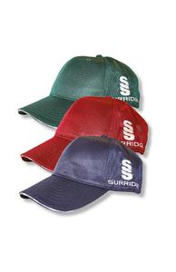 Micromesh cap