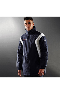 Star padded jacket