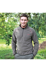 CR091 Doe Male Mission 1/2 Zip Microfleece