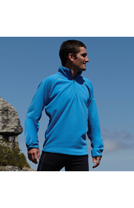 Radiate 1/2 zip microfleece